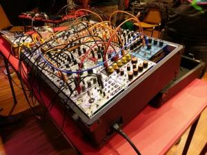 Joe Byer's rig