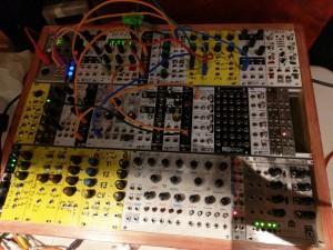 Alex Wright's rig - Mostly DIY!