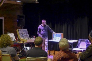 Matt Thibideau co Moog Audio discusses Waldorf NW1